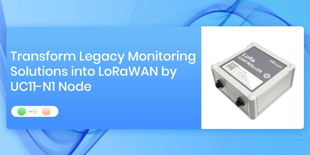 Legacy-Device-LoRaWAN®