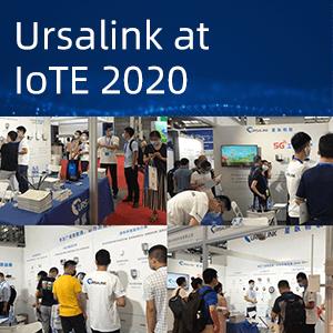 Ursalink Hi-Tech Innovations Impressed Visitors At IoTE 2020