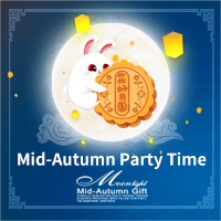 Hooray! 2019 Mid-Autumn Party Time