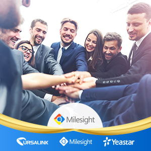 Ursalink, Milesight And Yeastar Announce Merger