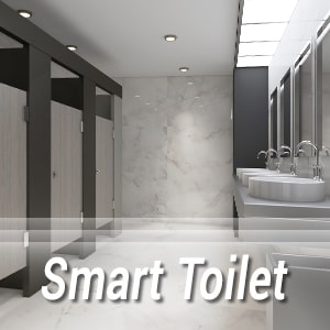 LoRaWAN Sensing Technology Turns Smart Toilet Into More Comfort And Better Experience