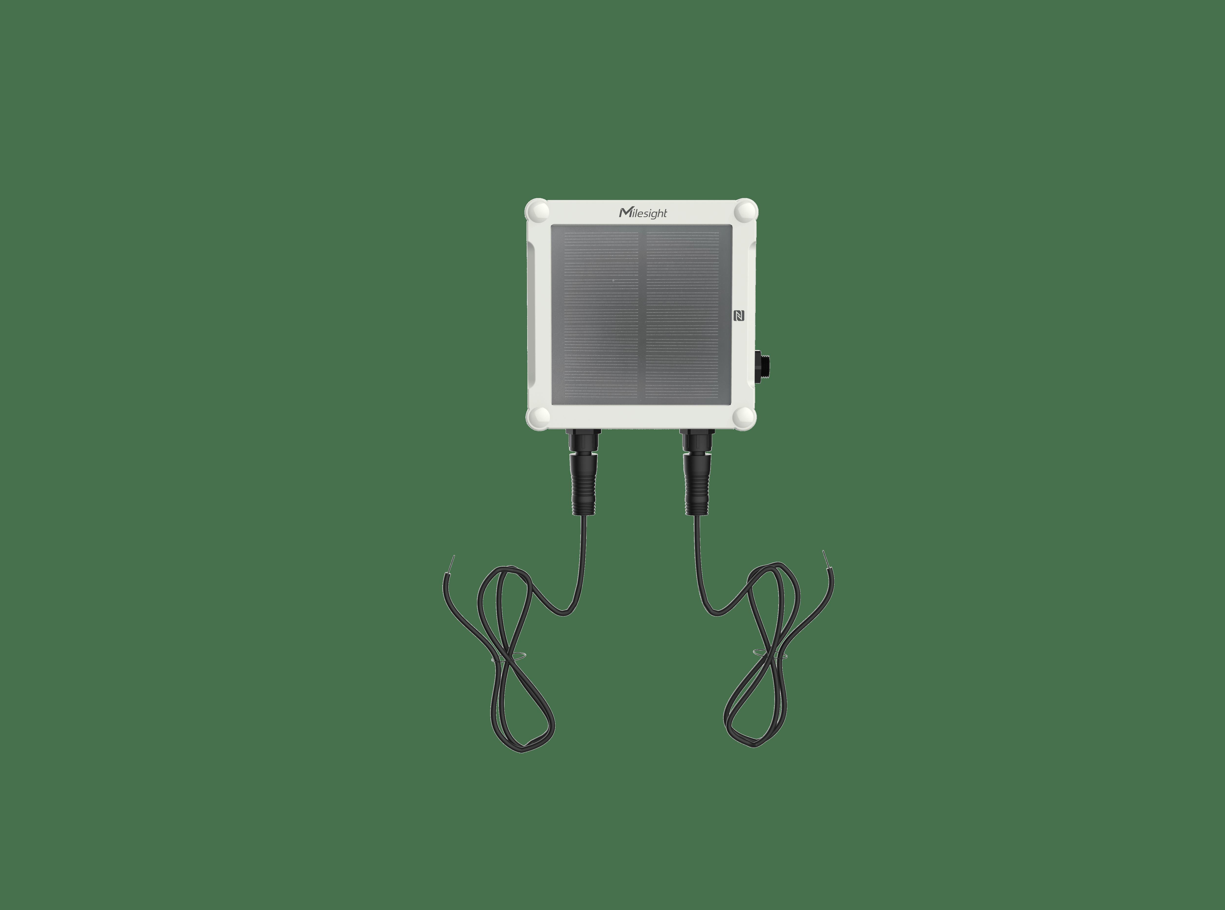 Milesight LoRaWAN® Solenoid Valve Controller