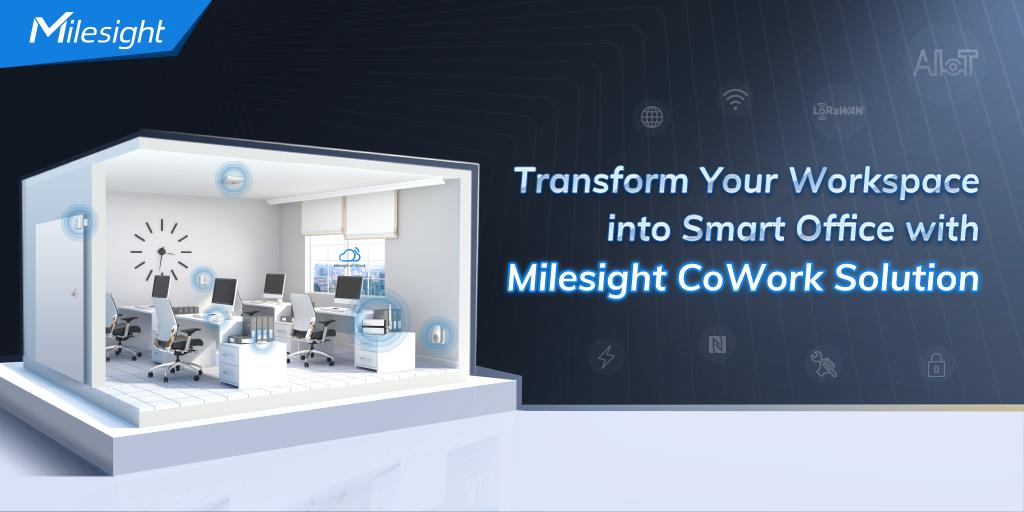 Milesight CoWork Smart Office Solution
