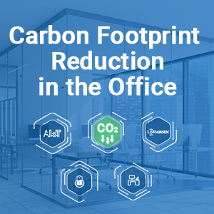Minimize Power Consumption To Reduce Carbon Footprint In The Office
