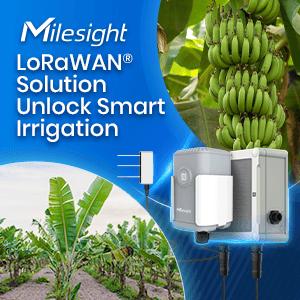 Unlock A Smart Irrigation Solution With AgTech