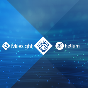 Milesight Collaborates With Helium To Bring More Accessible Entry Point For Extensive IoT Coverage