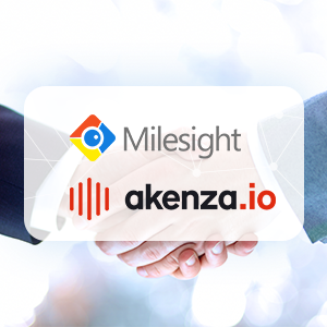 Milesight And Akenza Join Forces To Expand The IoT Market Applicability And Connect The World